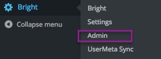bright-admin-menu