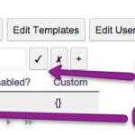 Editing Invitations from the Embeddable Admin Console